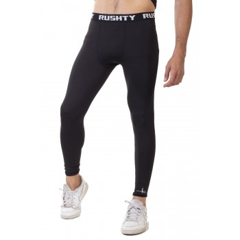 Leggings technique sport noir homme