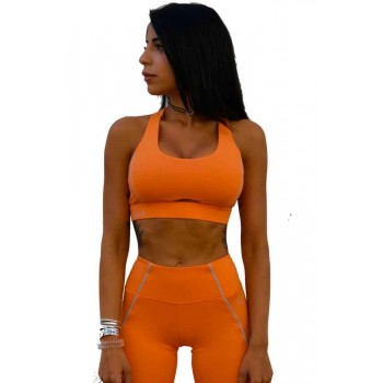 Cycliste orange martika Rushty
