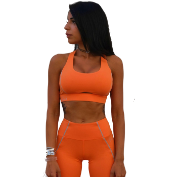 Brassière ruhsty martika orange